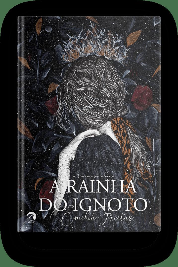 Capa do livro A Rainha do Ignoto